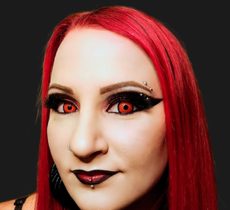Angelic Red Gothika