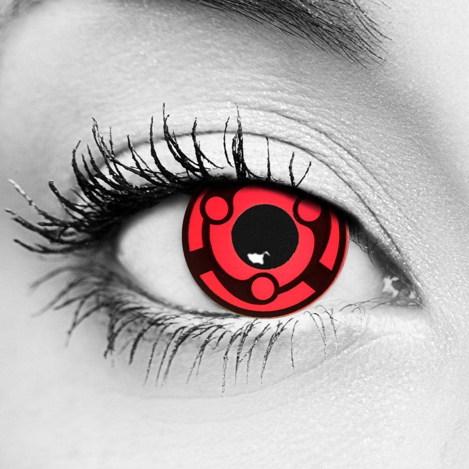 Madara Contact Lenses