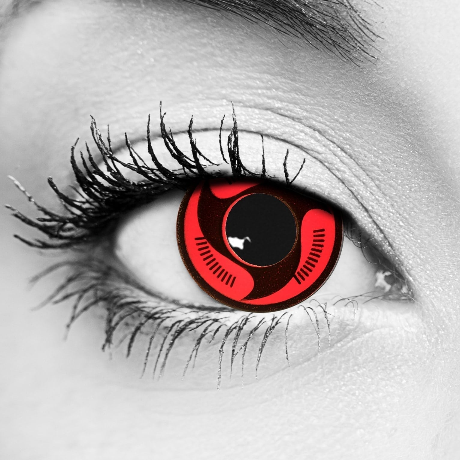 Mangekyo Contact Lenses