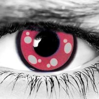 Tomoe Halloween Contact Lenses